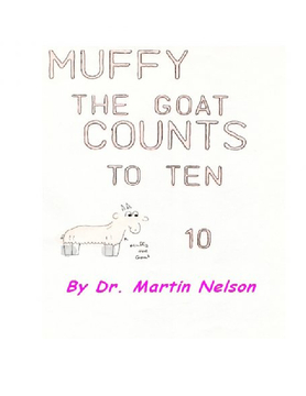 Muffy the Goat Counts to Ten