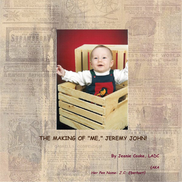 "THE MAKING OF ""ME,"" JEREMY JOHN"