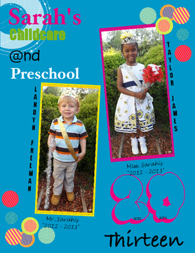 Sarah's Childcare and Preschool