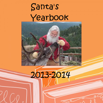Santas yearbook