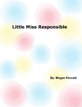Little Miss Responsible