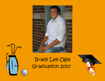 Graduation- Brady Lee Ogle