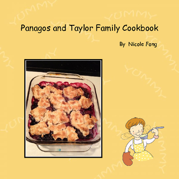 Panagos/Taylor Family Recipes