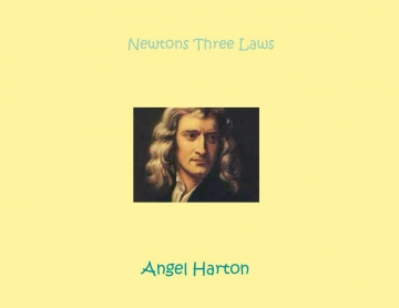 Angel Newtons 3 Laws