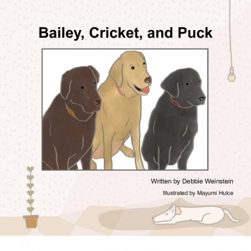 Bailey, Cricket, and Puck