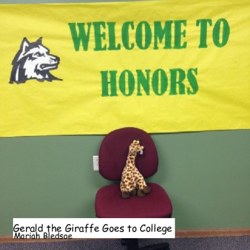 Gerald the Giraffe Goes to College