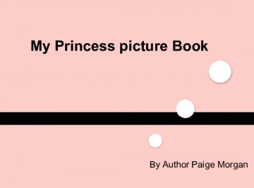 My Princess Picture book