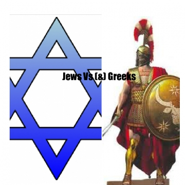 Jews and Greeks