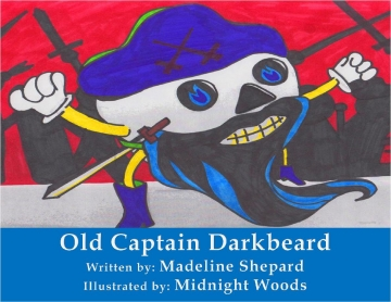 Old Captain Darkbeard