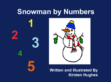 Snowman by Numbers