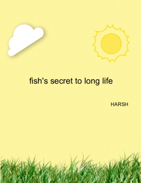 fish's secret to long life