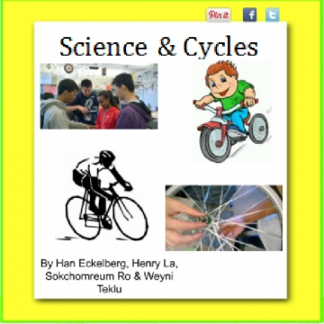 Science &  Cycles
