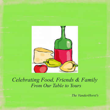 Celebrating Food, Friends and Family
