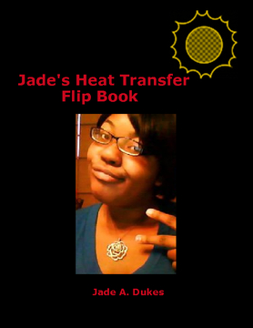 Jade's Heat Transfer Flip Book