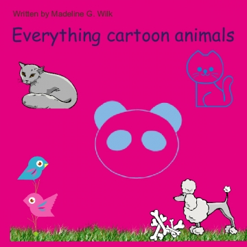 Everything cartoon animals