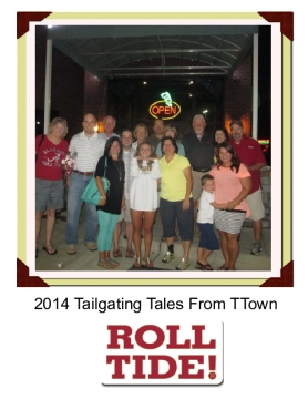 2014 Tailgating Tales from TTown