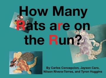 How Many Rats are on the Run?