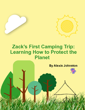 Zack's First Camping Trip