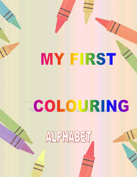 Alphabet colouring