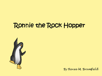 Ronnie the Rock hopper