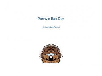 Penny's Bad Day