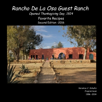 Rancho De La Osa Recipes
