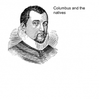 columbus and the natives