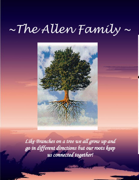 * The Allen Family Book