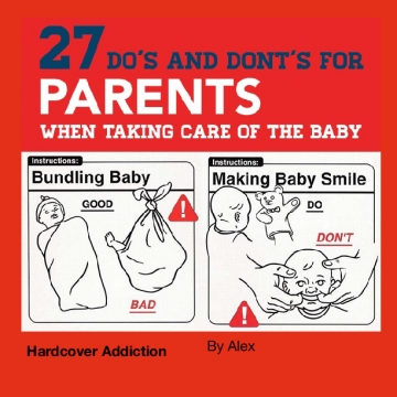 27 DOs and DON'Ts for Taking Care of Baby