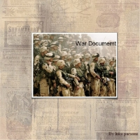 war document