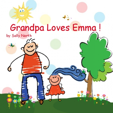 Gpa-uncle-dad Loves Emma
