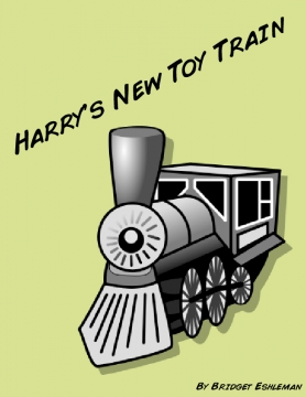 Harry's New Toy Train
