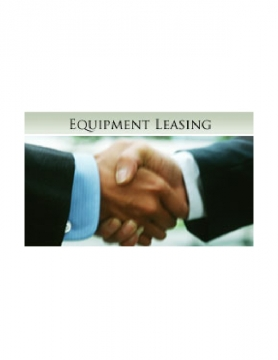 Axis Capital Inc. NE: How to lease business equipment