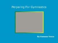 Preparing For Gymnastics