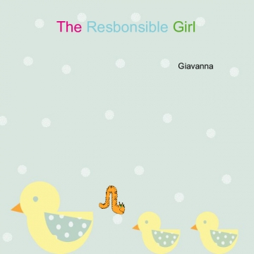 The little responsible girl