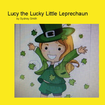 Lucy the Lucky Little Leprechaun