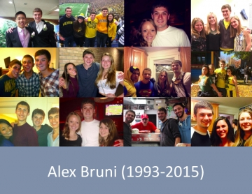 Tribute to Alex Bruni