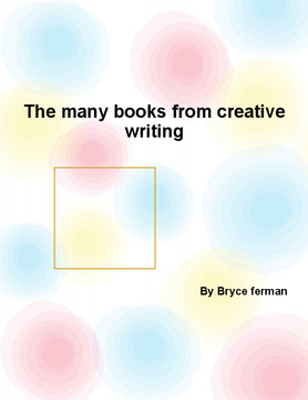 The books from creative writing