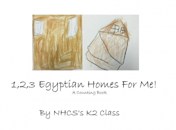 1,2,3 Egyptian Homes for Me