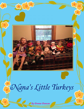 Nana's Little Turkeys