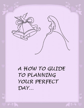 How to Plan a Wedding