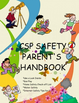 CSP SAFETY BOOKS 2017 SPRING EDITION NEW