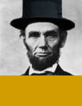LINCOLN: THE MAN OF THE PEOPLE