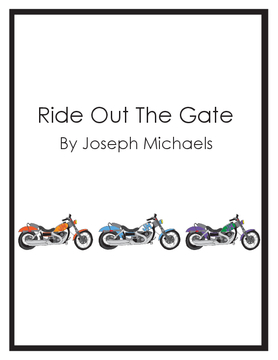 Ride Out The Gate Paperback