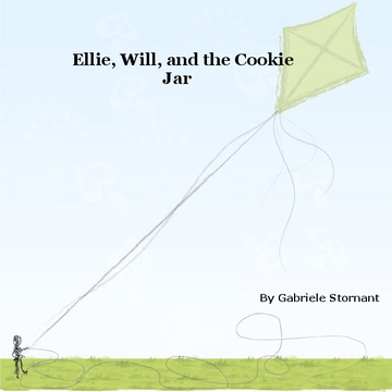 Ellie, Will, and the Cookie Jar