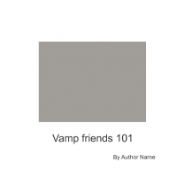 Vamp friends 101