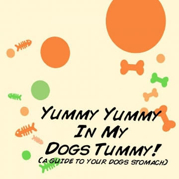 Yummy Yummy In My Dogs Tummy