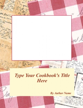 Treasured family & friend recipes are priceless!
