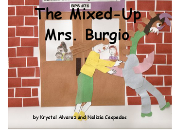 The Mixed-Up Mrs. Burgio
