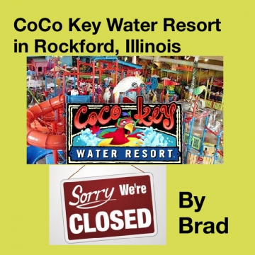 CoCo Key Water Resort in Rockford, Illinois